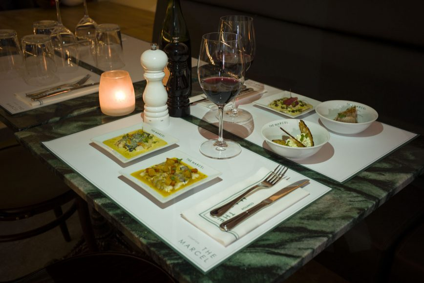 Comptoir - Restaurant The Marcel © Théo Combes (4)
