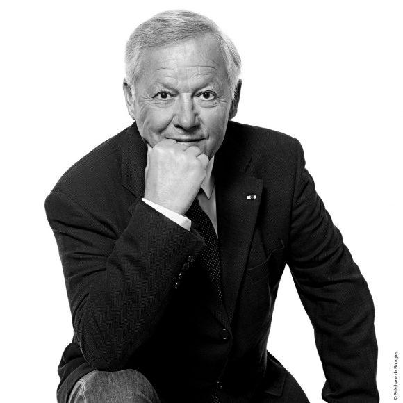 Georges Blanc, déc 2015.