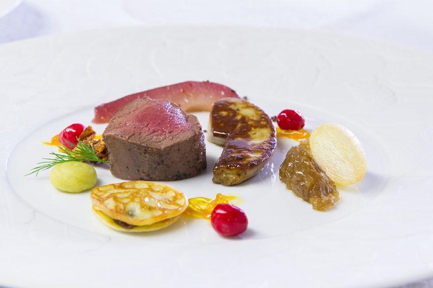 Chef Gerges Blanc - Le Pigeon @ M-L LUCA