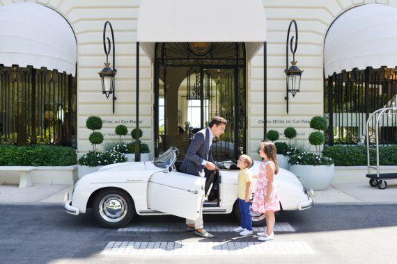 Grand-Hôtel Cap-Ferrat réception Week-ends de rêve