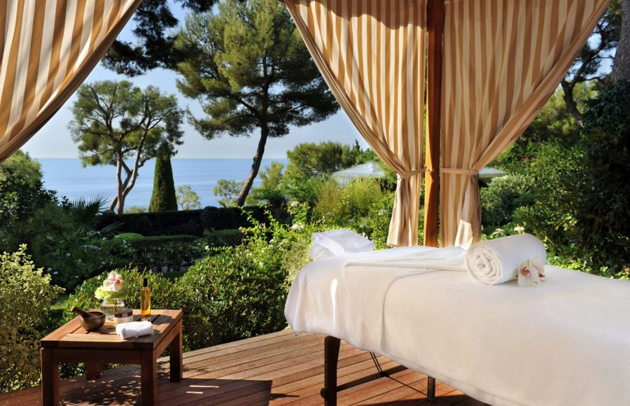 Four Seasons Le Grand-Hôtel du Cap-Ferrat Spa © Manuel Zublena (1)