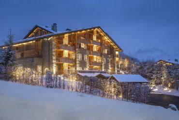 Four Seasons Hotel Megève Week-ends de rêve