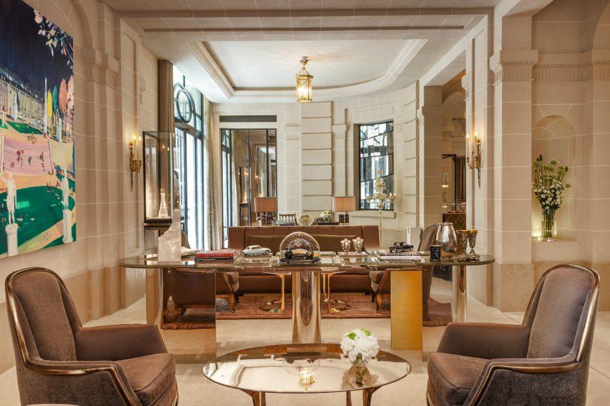 Hôtel de Crillon, A Rosewood Hotel - _Conciergerie