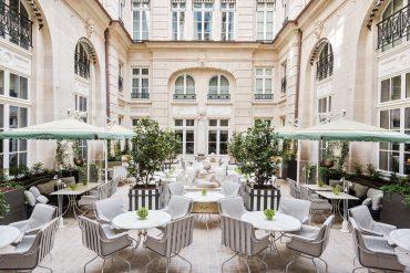 hôtel de Crillon dossier-de-presse