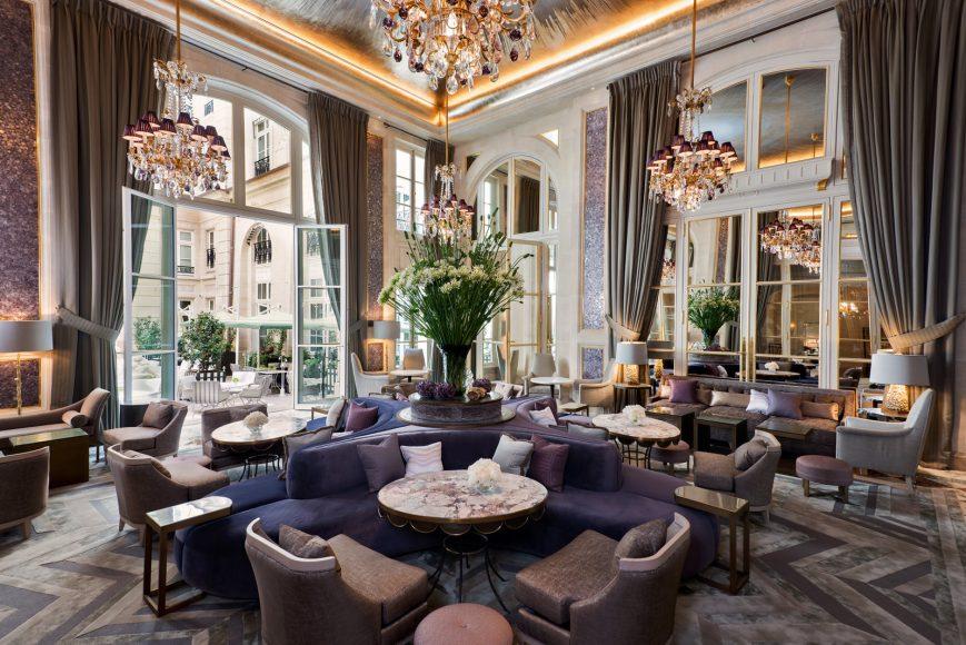 Hôtel de Crillon, A Rosewood Hotel - _Jardin-dhiver-2