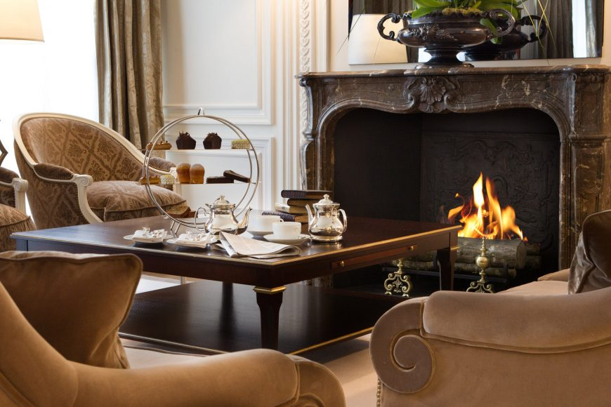 La-Reserve-Paris-Hotel-Ambassador-Suite-© G. Gardette