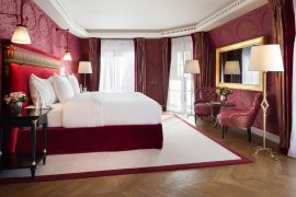 chambre La Réserve Paris Week-ends de rêve
