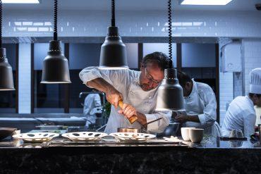 Chef Laurent Petit Clos des Sens Week-ends de rêve