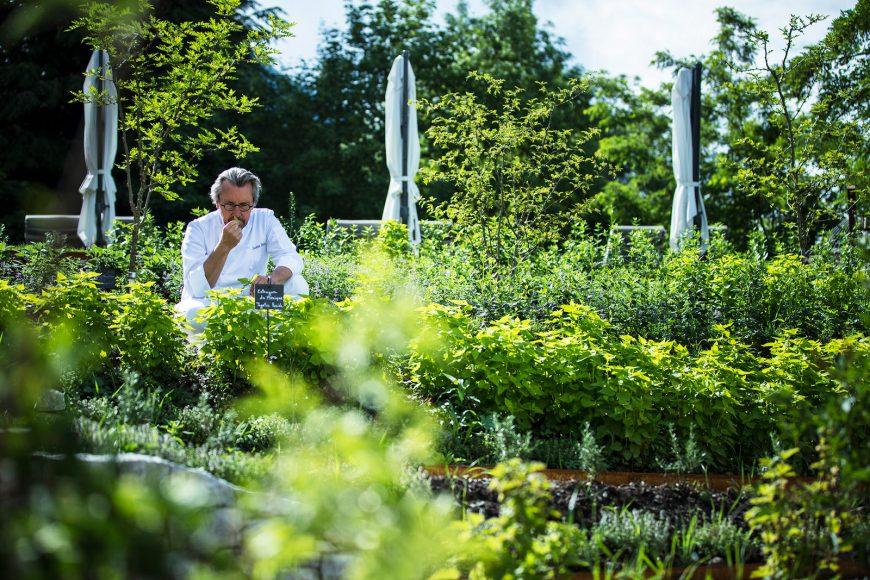 Le Clos des Sens - jardin - © Matthieu Cellard 2