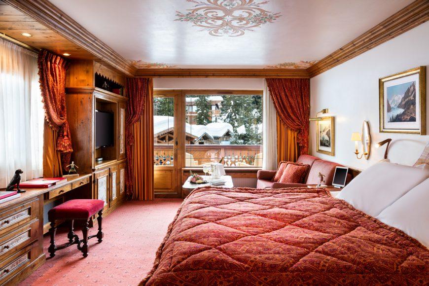 Le Palace Les Airailles - Courchevel - Chambre Deluxe