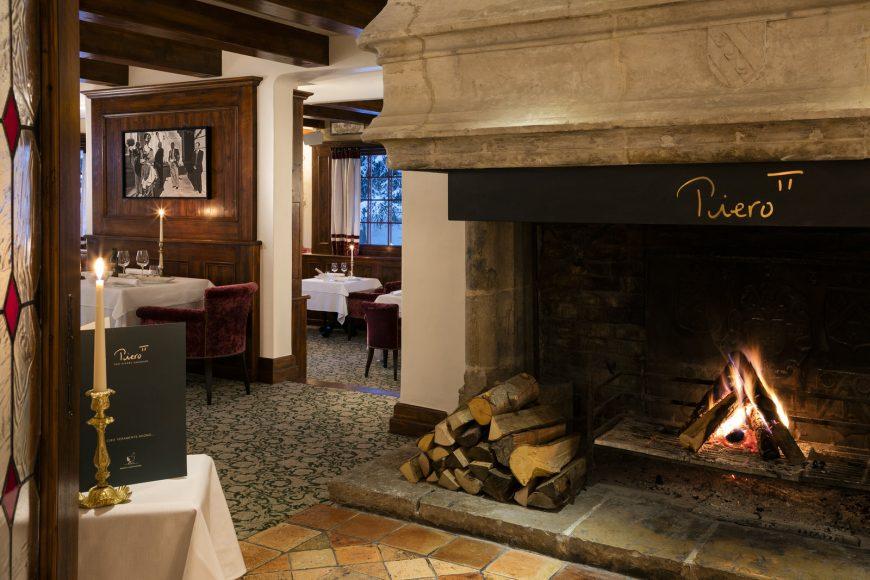 Les Airailles - Courchevel - Restaurant Piero - Accueil ©Fabrice Rambert