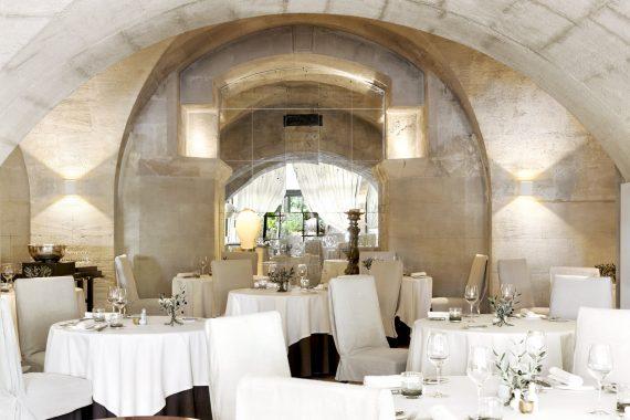 L'oustreau de Baumanière restaurant Week-ends de rêve