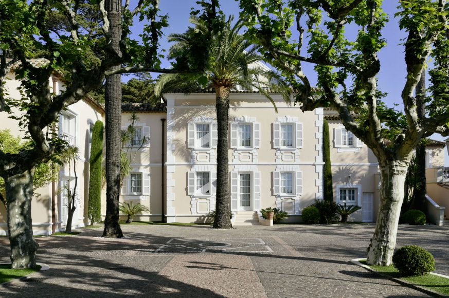 Cheval Blanc St-Tropez © V. Mati
