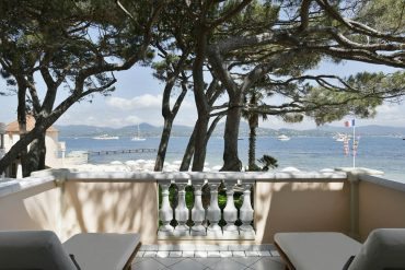 Hôtel Cheval Blanc St-Tropez Week-ends de rêve