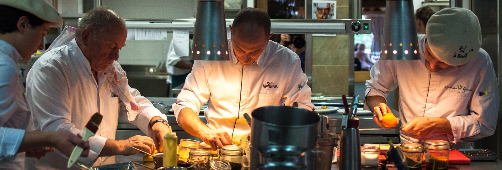 La Bouitte Restaurant René Maxime Meilleur En cuisine-5